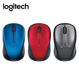 LOGITECH 羅技 無線滑鼠 M235 三色可選