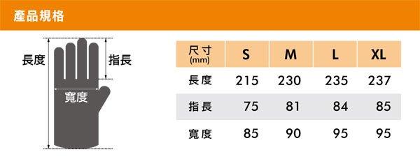 韓國PS-200 超強止滑耐磨手套 加強透氣防滑工作手套 園藝倉儲搬運
