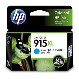 HP 915XL 高印量藍色原廠墨水匣 (3YM19AA) For HP OJ Pro 8010/8012/8020/8022/8028/8026 AiO