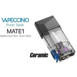 正品 Vapeccino Mate 1 專用替換倉MTL口吸彈夾 / DL肺吸彈夾 一盒2入 非zero