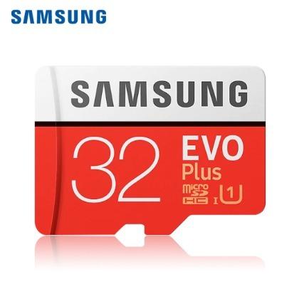 三星 32G SAMSUNG EVO Plus microSDHC UHS-I 高速記憶卡 (EVO-PLUS-32G) 代理商公司貨