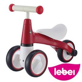 樂貝 lebei 幼兒平衡滑步車-賽車紅 / 三輪平衡車.學步車