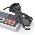 2個任天堂mini nes懷舊復古游戲手柄迷你紅白機mini fc有線手柄 米蘭街頭
