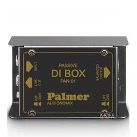 《民風樂府》Palmer PAN 01 訊號轉換盒  DI BOX 全新品公司貨 現貨在庫