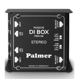 《民風樂府》Palmer PAN 04 2CH 立體訊號轉換盒  DI BOX 全新品公司貨 現貨在庫