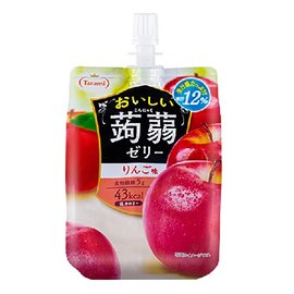 達樂美吸吸果凍(蘋果)150g