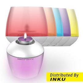 [MiPOW] PLAYBULB Candle 經典燭台造型藍牙氣氛燈 藍芽或拍打變換顏色 輕吹控制開關 (電池版)