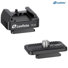 EGE 一番購】Leofoto【FA-10 / FA-11】FA快拆系統(單標準快拆座)【公司貨】