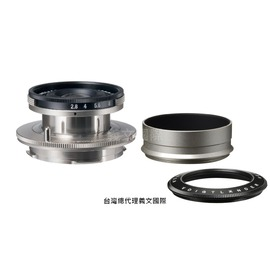 福倫達專賣店:Voigtlander 40mm F2.8 for VM-E Close Focus Adapter專用 (Leica, M6, M8, M9, M10, Bessa, GXR, R2A,...