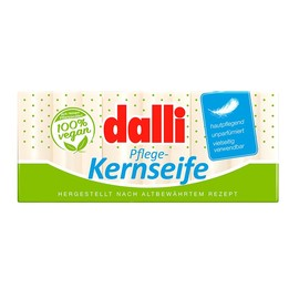 德國達麗Dalli 洗衣皂 純植物油親膚洗衣皂