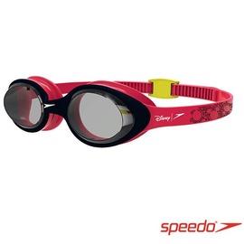 【登瑞體育】SPEEDO 兒童卡通休閒泳鏡 紅x黑/ 米奇/ 卡通/ 抗紫外線/ 按壓式調整/ 防霧_SD811617C812