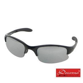 【Docomo兒童專用運動太陽眼鏡】防滑腳架設計 高等級PC鏡片 抗UV400 輕量兒童配戴款 三種顏色可選