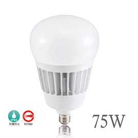 LED燈泡 75W 高光效 LED大瓦數燈泡 台灣品牌-亮博士 大球泡 LED燈泡