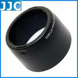 又敗家@Canon佳能ET-65III遮光罩適EF 100-300mm f/ 4.5-5.6 100mm f/ 2 85mm f/ 1.8遮罩, JJC副廠遮光罩相容原廠Canon...