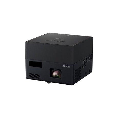 [宏程投影]EPSON EpiqVision Mini EF-12 1000流明 FHD 3LCD雷射投影機